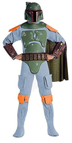 Star Wars Boba Fett Deluxe Adult Halloween Costume