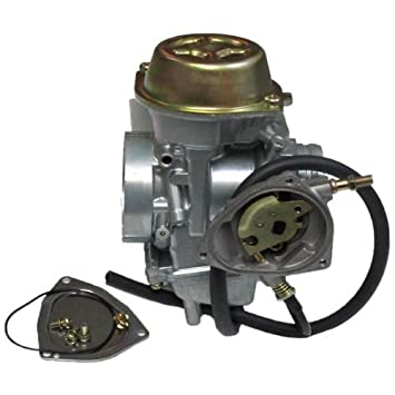 Amazon.com: ZOOM ZOOM PARTS Carburetor FOR Yamaha Grizzly 660 ...
