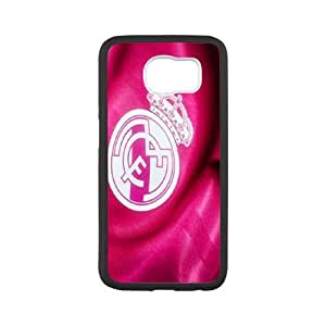 DIY Printed Personlised Real Madrid cover case For Samsung Galaxy S6 F9988704