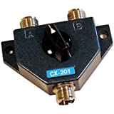 Hi Power Antenna Switch For Amateur/CB/Two-Way Radios - 2 Position. HF/VHF/UHF