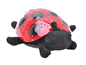 Ladybug Night Light Night Sky Projector With Light and Soothing Sounds