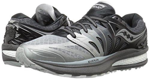 Chaussures Pour Gris Blanc Hurricane 2 Course Iso De Saucony Femme Reflex gris SwqdHASO