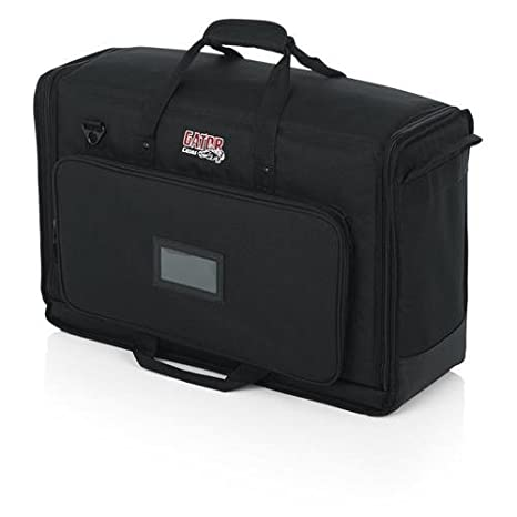 Gator Cases Padded Nylon Carry Tote Bag for Transporting LCD Screens, Monitors and TVs Between 19 - 24 (G-LCD-TOTE-SM)