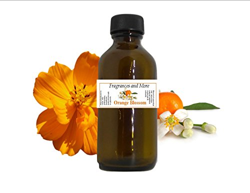 (Orange Blossom Fragrance Oil 2 ounces)