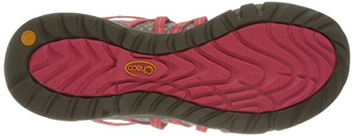 Chaco Frauen Outcross EVO Free Sport Wasserschuh Rouge