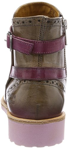 Botas Crust 11 Shade Amelie amp;Hamilton Oxygen Mujer Melvin para D Rook Multicolor Lilac Strap 0FRtqqxE