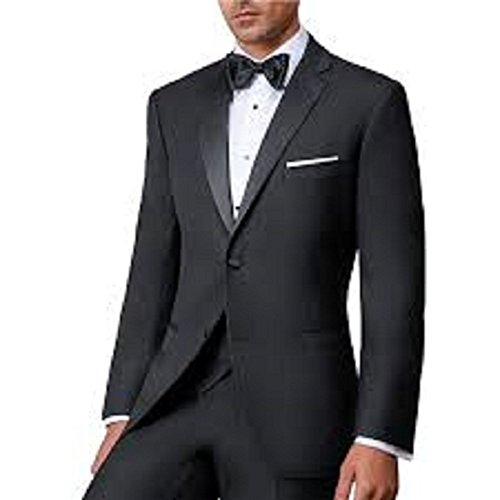 Neil Allyn Two Button Notch Worsted Wool Tuxedo ()