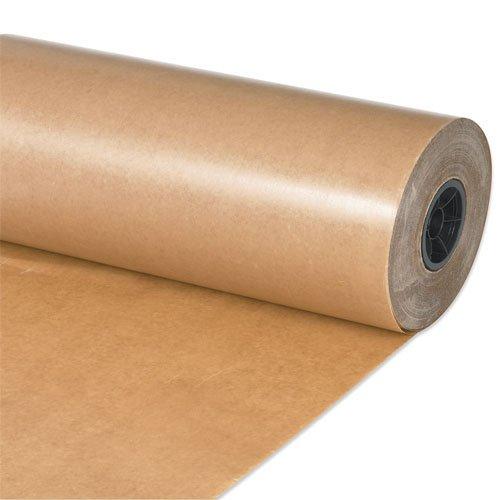 Aviditi WP1830 Non-Abrasive Waxed Paper Roll, 1500' Length x 18