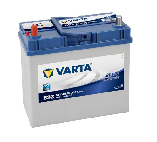 BATERÍ A COCHE VARTA BLUE DYNAMIC 12V 45AH B33 Johnson Controls BAT313