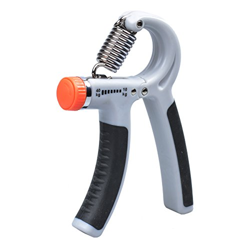 Hand Grip Strengthener Arm Hand Wrist Forearm Adjustable Hand Gripper Resistance Range Of 22 88lbs Strength Trainer Strength Exerciser