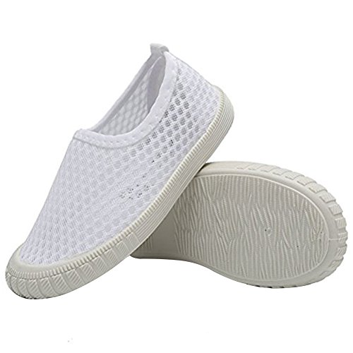 9b8e5591ad8939 CIOR Kids Slip-on Breathable Sneakers for Running Beach Toddler Little Kid