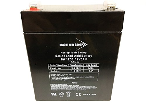 12 volt 5ah battery - 7