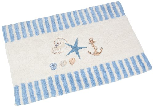 Avanti Linens Antigua Rug, Multi (Avanti Antigua Bath Rug compare prices)