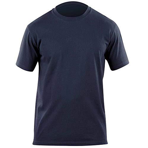 5.11 Camiseta de manga corta profesional táctica para hombre, extra larga, estilo 71309A