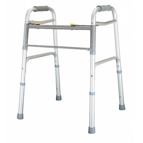 Dual Release - Lumex 604070A-1 Imperial Collection Dual Release X-Wide Folding Walker