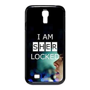 Personalized Sherlock SamSung Galaxy S4 I9500 Best Durable Case Cover