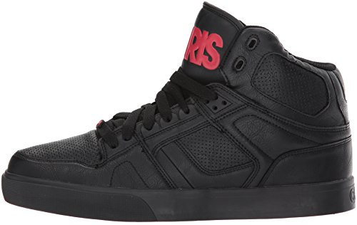 red Osiris eclipse Black Lunar Nyc83 Vulc red Chaussure qS6q0