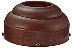 Monte Carlo MC95HB Ceiling Fan Slope Ceiling Adapter, Heritage Bronze
