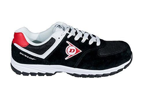 Dunlop Flying Arrow – Scarpe, 41, colore: nero