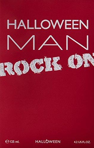 J. Del Pozo Halloween Man Rock On Eau de Toilette Spray, 4.2 Ounce