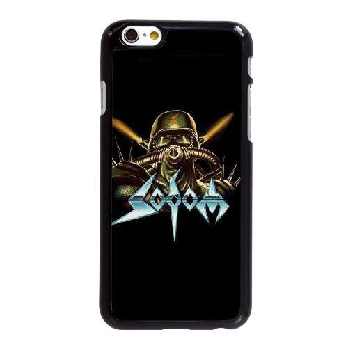 B2J30 Sodome B6P3RK coque iPhone 6 Plus de 5,5 pouces cas de couverture de téléphone portable coque noire DH2TRT8PE