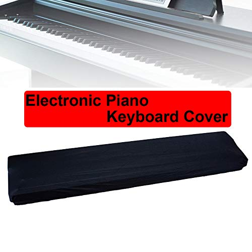 LERTREE 88 Keys Electronic Piano Dust Cover Keyboard Instrument Cover On Stage Dustproof Protector With - Cover Piano String
