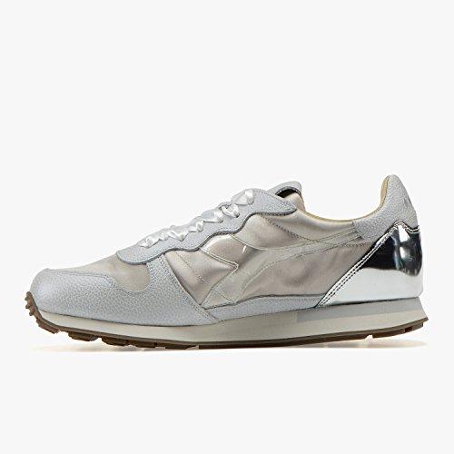 H Diadora Grigio Nylon Sneakers W Donna Grigio Camaro Heritage 7OzSqR