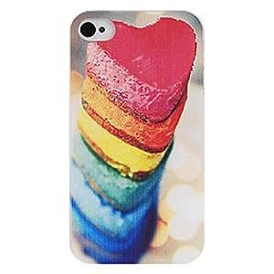 DD Love Dessert Back Case for iPhone 4/4S