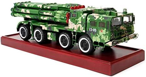 TEERBO 1 30 完成品 売買  中国 PHL03 陸軍戦車 ダイキャスト Multiple system 受注生産品 rocket launch