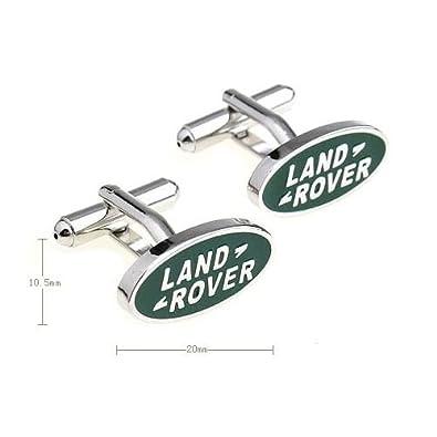 Car Cufflinks - Land Rover Cufflinks - LandRover Cufflinks - Land Rover Gifts For Men: Amazon.co.uk: Jewellery