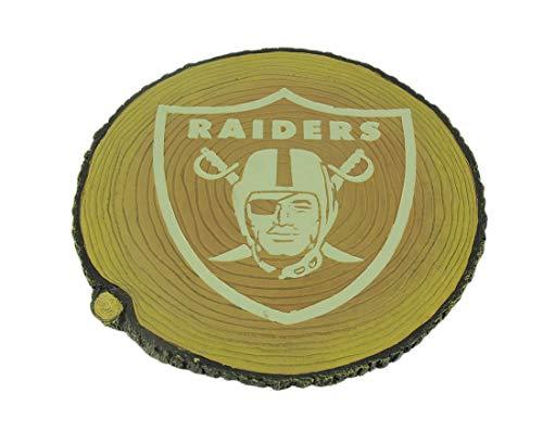 Team Sports America NFL Oakland Raiders Glow in
