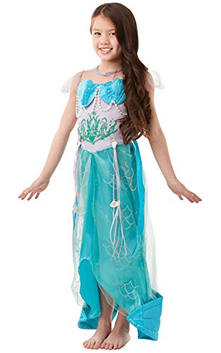 Let's Pretend Child's Deluxe Mermaid Costume, Small