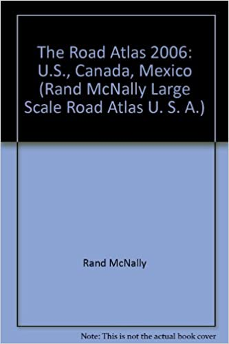 Rand McNally Road Atlas United States Rand Mcnally Large - Road atlas of usa