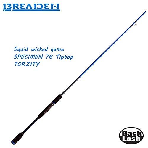 BREADEN/ブリーデン Squid wicked game SPECIMEN 76 Tiptop TORZITY/スペシメン76ティップトップ TORITY   B019PUWWYC