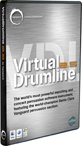 - Hal Leonard Virtual Drumline 2.5 Marching and Concert Percussion Software Instrument