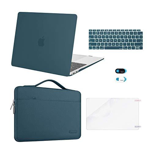 combo de accesorios Macbook Air 13 A2337 A2179 A1932 teal