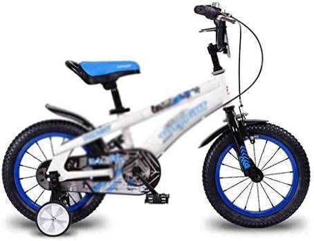 DYFYMXBicicleta niño bicicleta de pedal Bicicleta for niños bicicleta de velocidad variable for estudiantes bicicleta de montaña con rueda auxiliar estable y segura Ejercicio seguro para niños y niñas: Amazon.es: Hogar