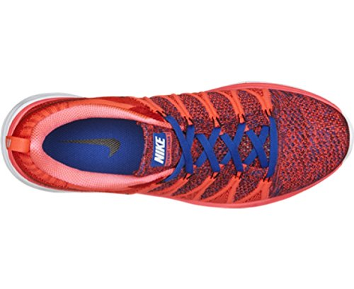 Nike Flyknit Lunar 2 - - Hombre Coral