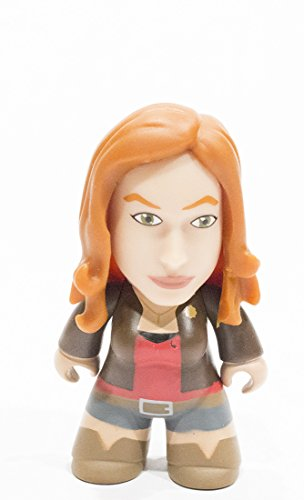 Doctor Who Titans 3 inch Vinyl Figure, Series 2 11th Doctor Set, Amy Pond