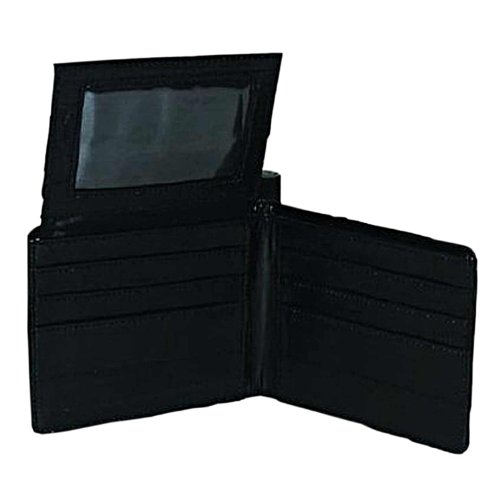 Eel Skin Flip up Mens Wallet-Hot selling #E316