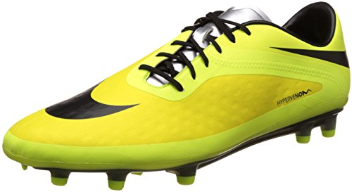BLACK SILVER boots Hypervenom mens Nike YELLOW METALLIC ICE Phatal VOLT Football VIBRANT Fg wzpZq17