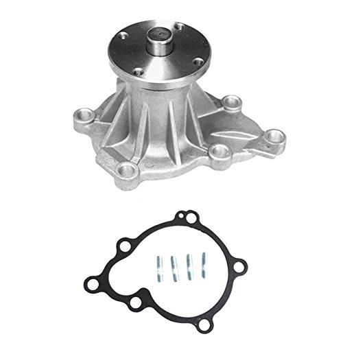 New Water Pump + Gasket G60115010D 1989-1994 for Mazda MPV B2600i 2.6L 12V G6 AW9167
