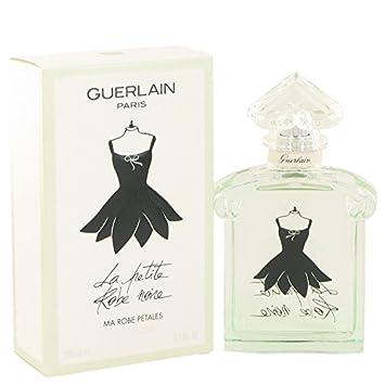 La Petite Robe Noire Ma Robe Petales by Guerlain Eau Fraiche Eau De Toilette Spray 3.3 oz for Women