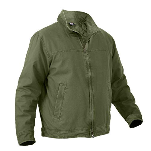BlackC Sport Concealed Carry Tactical Military Jacket 3 Season ()