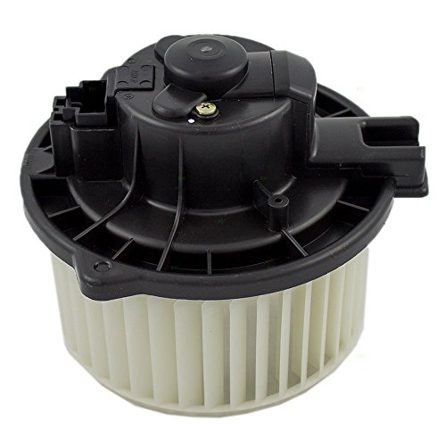 Blower Motor Fan Assembly Front Replacement for Honda Accord Odyssey Pilot Acura MDX 79310S84A0 ()