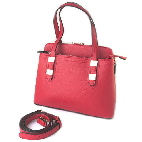 Bag Cm Scomparti 33x25x15 Designer 'ted Lapidus'red 3 TFx8nTr6qC