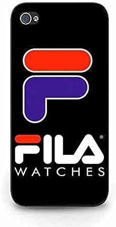 FILA Coque Pour iPhone 5c,Marque de Sport FILA Logo Coque Case ...