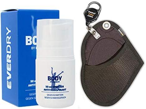 Pack de ventaja: Sweatpaw para hombre + Body en dispensador.: Amazon.es: Belleza