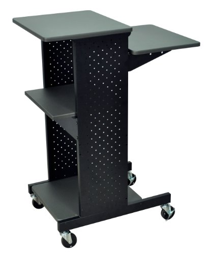 LUXOR PS4000 Presentation Cart, 18
