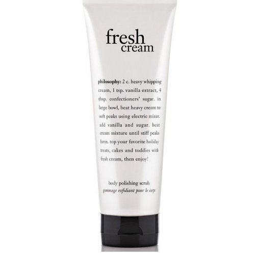 Philosophy Fresh Cream Body Polishing Scrub 7oz